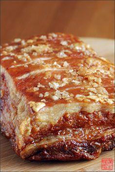 Pork Recipes, Low Carb Recipes, Cooking Recipes, Gordon Ramsay, Pork Belly, Hot Dog Buns, Banana Bread, Food And Drink, Yummy Food