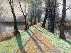 Olga Wisinger-Florian #painting