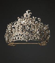 Brilliantendiadem der König Charlotte