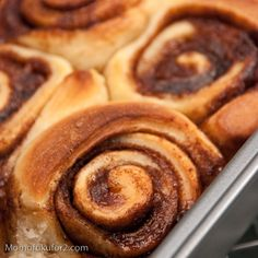 Cinnabon Recipe | Cooking Momofuku at home - Momofuku for two