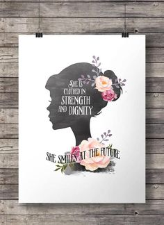 This She is clothed in Strength & Dignity Mothers day watercolor Proverbs 31 Scripture print Bible verse Printable wall art Bible journaling is just one of the custom, handmade pieces you'll find in our digital prints shops. Bible Verses For Women, Printable Bible Verses, Printable Wall Art, Proverbs 31 Scripture, Proverbs 31 Woman, Psalms, Chalkboard Scripture, Love One Another Quotes, Bibel Journal