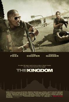 Krallik - The Kingdom - 2007 - BRRip Film Afis Movie Poster