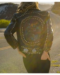 Jesse's Biker Jacket - Jackets - Apparel Collection