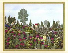 pressed flower art - Google 搜尋