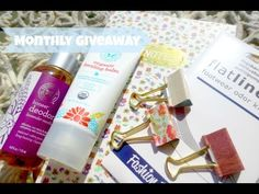 Monthly Giveaway: August 2015 Enter here: http://eepurl.com/BS6_5