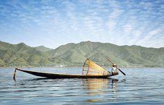 Catch of the day! #Myanmar #travel #AdventureHoney