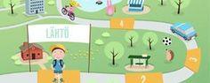 O N L I N E G A M E S : Osataanko teillä liikkua turvallisesti? Hauskan pelin avulla voi oppia, miten koulumatka taittuu mahdollisimman turvallisesti. Jotta lasten koulumatkat olisivat turvallisia, on myös aikuisten tärkeää kerrata tietonsa. https://www.if.fi/web/fi/henkiloasiakkaat/neuvotjavinkit/koululaisten-liikenneturvallisuus/pages/lasten-liikennepeli.aspx