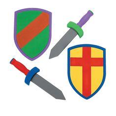 Swords & Armor Sets - OrientalTrading.com