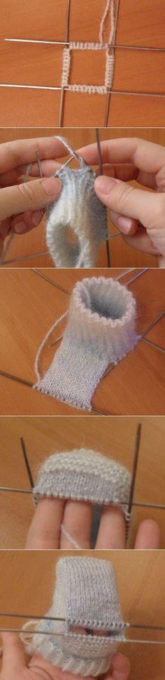 Классические пинетки - Вязанки  