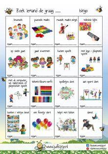 groep 5 Archieven - jufbijtje.nl Art Education Projects, School Projects, Cooperative Learning, Kids Learning, Bingo, Dutch Language, Leader In Me, Vlog, School Items
