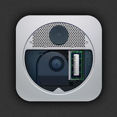 Scoutzie.com: Mac Mini, iPhone app design
