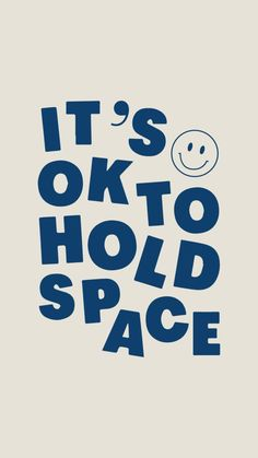 Aesthetic Lockscreen | Graphics | Typographic | It's ok to hold space | feed filler | ig feed filler Dope Wallpapers, Aesthetic Wallpapers, Personal Reference, Pop Art Wallpaper, Its Ok, Photo Wall Collage, Good Life Quotes, Fresh Start, I Don T Know