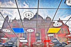 Fontanna Czterech Kwartałów i Kaplica Królewska / Four Quarters #Fountain and The Royal #Chapel; #gdansk   photo: Andrzej Siarkiewicz