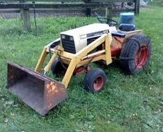 Garden Tractor Loader Plans Free PDF plans for building a garden