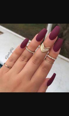 #mat nails