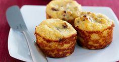 Sweet polenta cakes