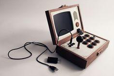 The £2k Wooden Arcade Machine - Gadgets - ShortList Magazine