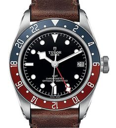 Para el viajero empedernido Tudor, Rolex Watches, Accessories, Red And Blue, Bezel Ring, Jewelry Accessories