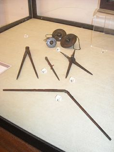 Measuring tools from Pompeii - Naples, Archaeological Museum | Flickr - Photo Sharing!