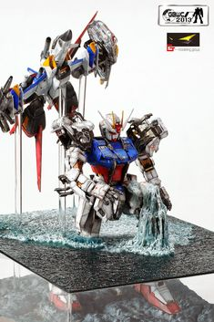 PG 1/60 Aile Strike Gundam 'Come On Home Within Two Hours!!' - Diorama Build (GBWC 2013 Entry) This was one of our favorite from last y...