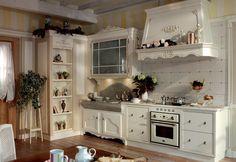 Кухня в стиле прованс: 6 особенностей   Sweet home