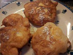 Jabłka w cieście / Apple pancakes