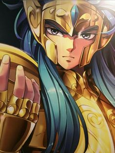 Saint Seiya Manga Anime, All Anime, Anime Art, Knights Of The Zodiac, Zodiac Art, Cartoon Drawings, Japanese Art, Illustrations Posters, Saints