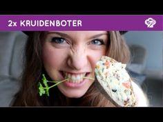 FOODGLOSS - Kruidenboter (2 recepten) - YouTube