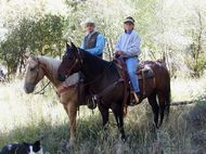The Klinglesmiths, Wildlife Landowners of the Year.