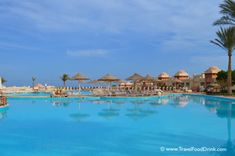 Luxury all inclusive travel in Hurghada, Egypt vicinity of Makadi Bay.  Winter escape ideas! #hurghada #egypt #travel #luxury #vacation