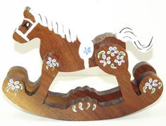 Vintage Decorative Small Wooden Rocking Horse Ramblin' Rose by Unknown (No Mfg. Marks), http://www.amazon.com/dp/B009978DTK/ref=cm_sw_r_pi_dp_Zu5tqb10KXZPJ