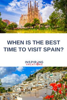 Spain is a country that lives and breathes the good life – from the timeless villages and cities to the Mediterranean coast. But, when is the best time to go? Spain is as diverse as they come, and its culture is just as captivating as its landscapes. The seasons of Spain are distinct, too; due to its varied landscapes and sheer size, conditions can fluctuate around the country.
