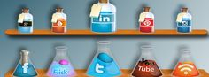 Social media websites feeding us information. Our daily doses of information. Storytelling, Water Bottle, Told You So, Social Media, Culture, Water Bottles, Social Networks, Social Media Tips