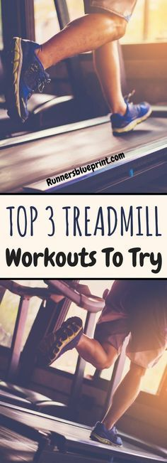 There are so many workouts you can do on the treadmill, but today I'm gonna share with you some workouts that you might never have done before. So are you ready to change up your treadmill workouts and do something new? http://www.runnersblueprint.com/powerful-treadmill-workouts/