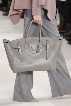 f483be7ded Bag for fall! Ralph Lauren Fall 2014 RTW - Details - Fashion Week - Runway
