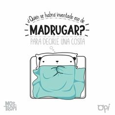 Madrugar Some Quotes, Great Quotes, Funny Quotes, Funny Images, Funny Pictures, Cute Couple Cartoon, Comics Love, Frases Humor, Inspirational Phrases