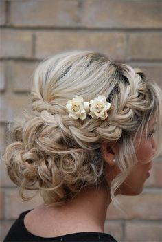 Bridal Hairstyles Inspiration : My Bride By Shani Marie Bridal Gallery #weddinghairstyles