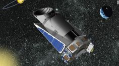 CNN.co.jp : 米NASAの宇宙望遠鏡ケプラーが復旧、探査活動再開へ http://www.cnn.co.jp/fringe/35081025.html  https://jp.pinterest.com/pin/571535008942866623/