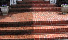 Photos of Gibson's Pressure Washing - Brandon, FL. Gibson's Pressure Washing - Before & after Brick Steps Curb Appeal Landscape, Pressure Washing, Home Improvement Projects, How To Clean Carpet, Curb Appeal, Decorating On A Budget, Roof Cleaning, House Exterior, Brick Steps