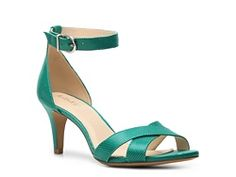 Kelly & Katie Chris Sandal These are the shoes for my bridesmaids. Follow the link and order the yellow ones