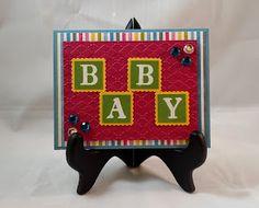 Stampin Elizabeth: Baby Blocks