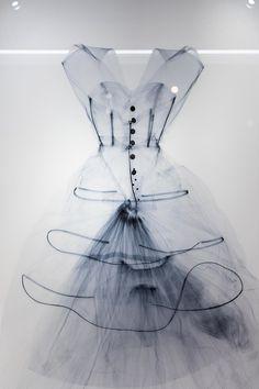 exposition mode cristobal balenciaga v&a museum londres mode 15