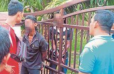 Ceroboh Rumah Alasan Bodoh 'Tangkap Biawak' - #bodoh #jenayah - http://www.kenapalah.com/ceroboh-rumah-alasan-bodoh-tangkap-biawak/