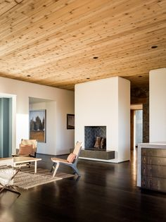 Residencia Oak Knoll, Valle de Napa, CA - Jørgensen Design - © Joe Fletcher Photography