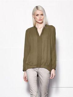 MOHITO - Asymetryczna bluzka