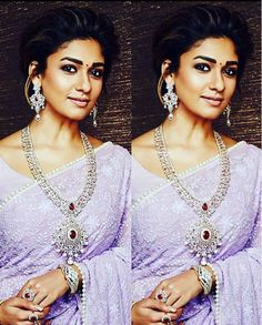 Nayanthara for GRT jewellers ad