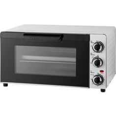 Buy Cookworks MG18CEB Mini Oven - White at Argos.co.uk - Your Online Shop for Mini ovens.