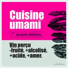 Vintage | Vin, style & dégustation | by Alice Weinderland | Accords met & vin, cuisine umami. #cuisine #saveur #bonscrus #umami #papillesgustatives #asperge #huitres #champignon #femmes #apprendrelevin #graphicdesign #degustation #oeuf #accord #bouche #parmesan #perceptionduvin