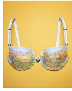map bra or to boldly go where no one has gone before? ;) lol