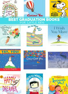 Best books for graduation gifts
